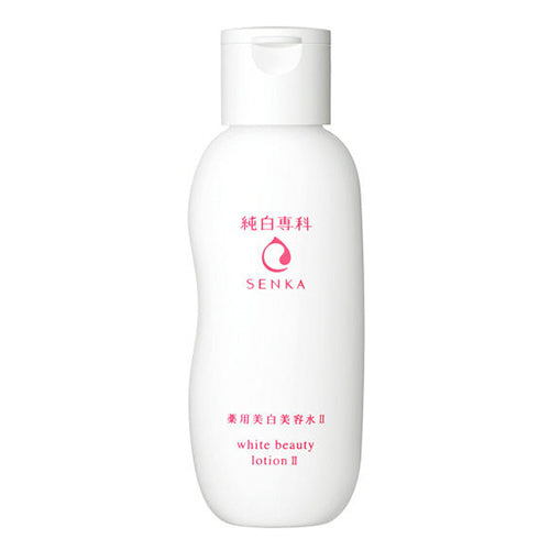 Shiseido Junpaku Senka White Beauty Lotion Moist - 200ml