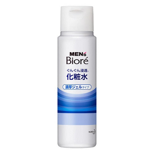 Biore Mens Face Lotion Rich Gel Type 180ml - Harajuku Culture Japan - Beauty Products Store