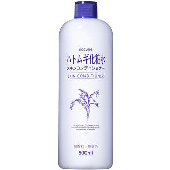 Naturie Skin Condtioner Adlay Lotion 500ml - Japan Best Seller - Harajuku Culture Japan - Japanease Products Store Beauty and Stationery