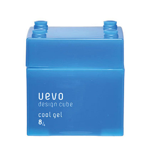 Uevo Design Cube Hair Wax Cool Gel 80g