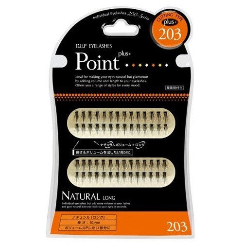 D.U.P False Eyelashes - Point Plus 203 - Harajuku Culture Japan - Beauty Products Store