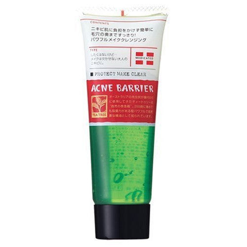 Acne Barrier Protect Make Clear - 100g - Harajuku Culture Japan - Beauty Products Store