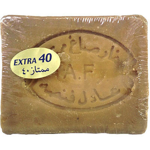 Aleppo Soap Extra 40 Type - 180g - Harajuku Culture Japan - Japanease Products Store Beauty and Stationery