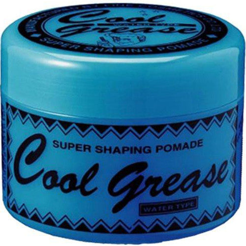 Cool Grease Pomade Large- 210g - Lime Fragrance - Harajuku Culture Japan - Beauty Products Store