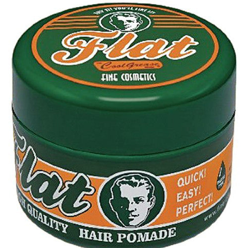Cool Grease Pomade Large- 210g - G Flat - Harajuku Culture Japan - Japanease Products Store Beauty and Stationery