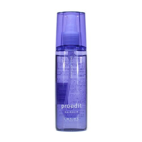 Lebel Proedit Hair Skin Oasis Waterring - 120ml - Harajuku Culture Japan - Beauty Products Store