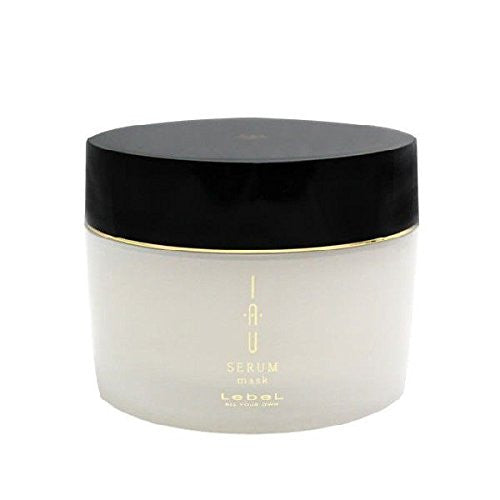 Lebel IAU Serum Hair Mask - 170g - Harajuku Culture Japan - Japanease Products Store Beauty and Stationery