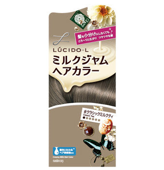Lucido-L Milk Hair Color Classic Milk Tea - Harajuku Culture Japan - Japanease Products Store Beauty and Stationery