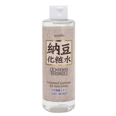 Alovivi Natto Skin Lotion - 500ml - Harajuku Culture Japan - Beauty Products Store