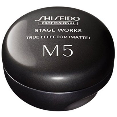 Shiseido Professional Stage Works Hair Wax True Effector (M5) 80g