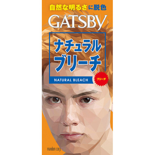 Gatsby Natural Bleach Hair Color New Version