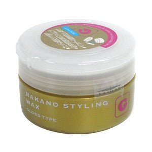 Nakano Styling Hair Wax G 90g - Harajuku Culture Japan - Japanease Products Store Beauty and Stationery