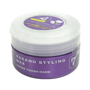 Nakano Styling Hair Wax 7 Super Tough Hard - 90g
