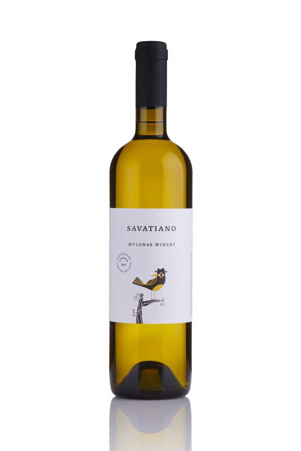 Savatiano Late Release 2015