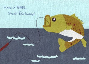 Birthday Fish