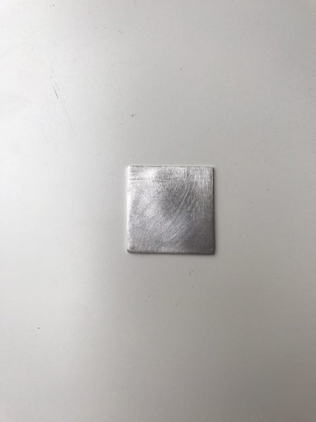 Easy to Stamp Aluminum Square