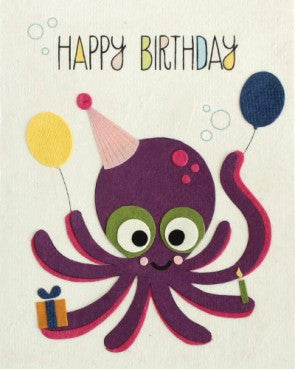 Octo Birthday