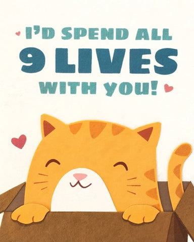 Nine Lives Love