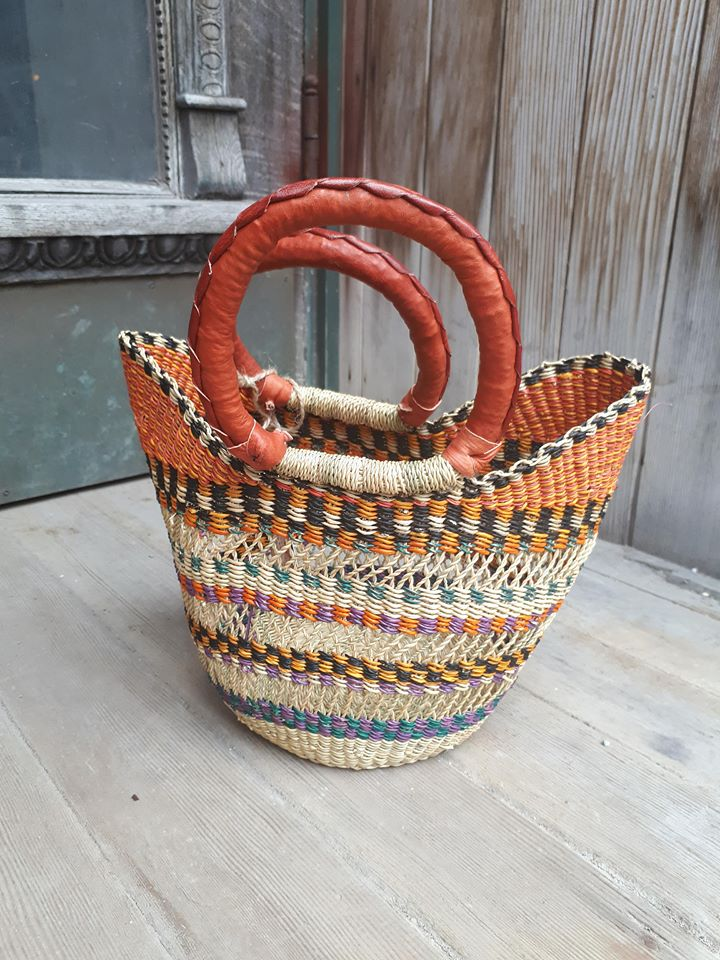 Mini U-Shopper Basket - Orange