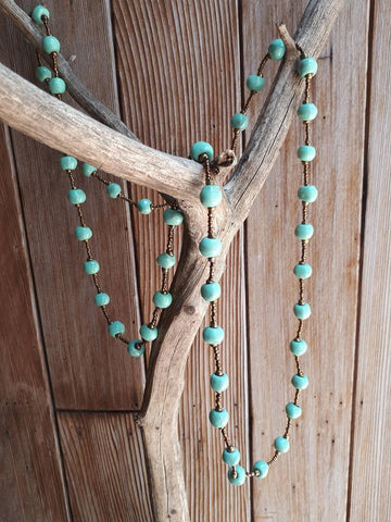 Cabaret Necklace - Mint