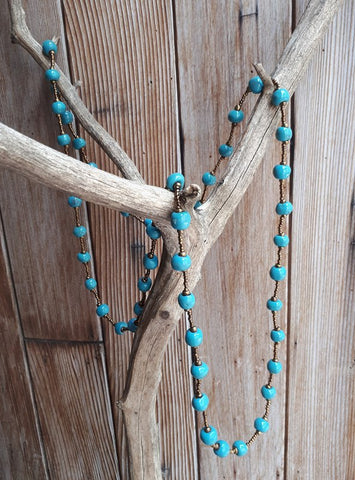 Cabaret Necklace - Teal