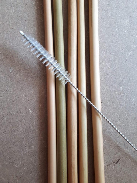 Set of Bamboo Straws