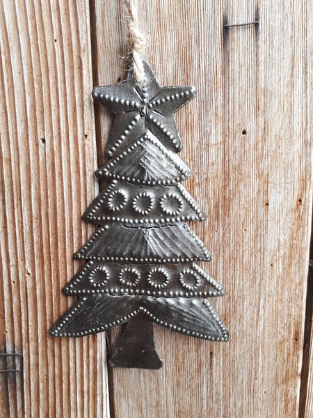 Tree with Star