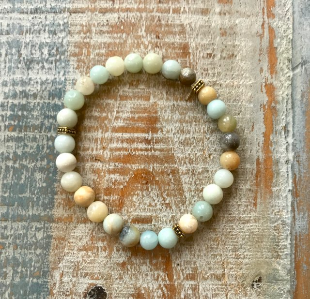 Mother Earth, Amazonite