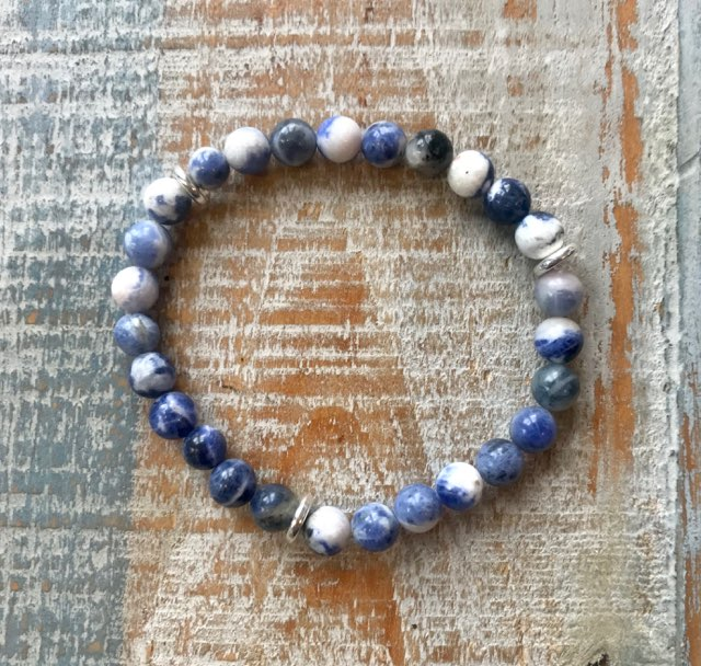 Mother Earth, Sodalite