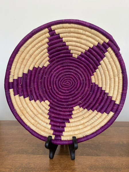 Disk Basket - Purple Star 15""