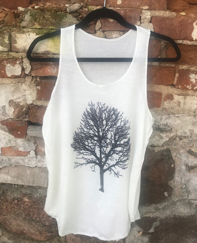 Silhouette Tree - small/medium