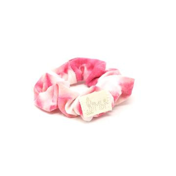 Rose Petal Scrunchie