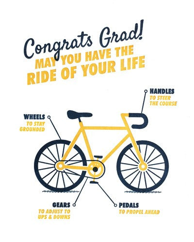 Graduation Bicycle