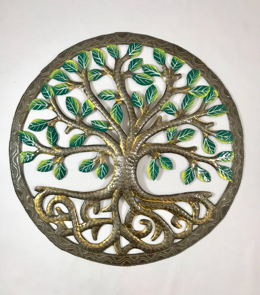 Painted Tree of Life