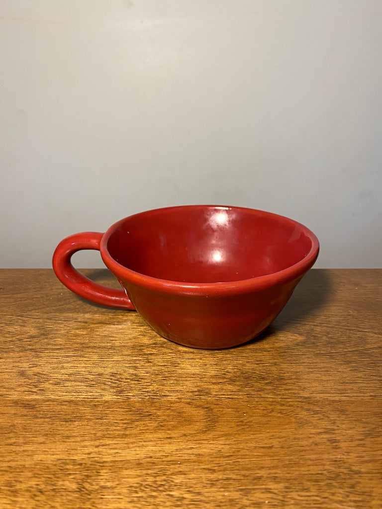 Tea Cup Red (small)