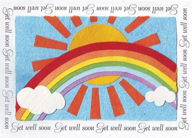 Warm Get Well Wishes