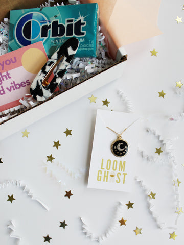 "BESTIEBOX // WITH ""STARGIRL"" NECKLACE"