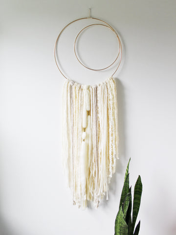 MOTHER MOON Wall Hanging