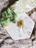 BOLO Quartz Earrings