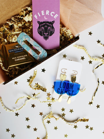 "BESTIEBOX // WITH ""HIGH TIDE"" EARRINGS"
