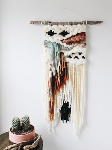 SEDONA Weaving // Desert Dreams Collection