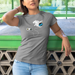 Astronaut - Women's Tee - The Atom Stores