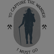 theatomstores1 - Capture The Wander Tee for Men - Qikink - Capture Wander