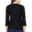 theatomstores1,Woman Plain Full Sleeves - Black,Women plain Full sleeves