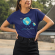 Globe Trotter - Women's Tee - The Atom Stores