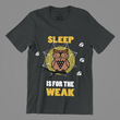 Sleep is for the weak - The Atom Stores
