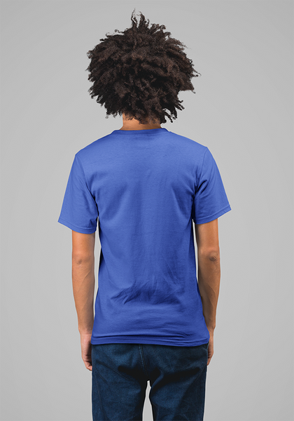 Solid Tees - Royal Blue