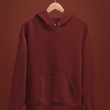 theatomstores1,Unisex Hoodies Maroon,Hoodies