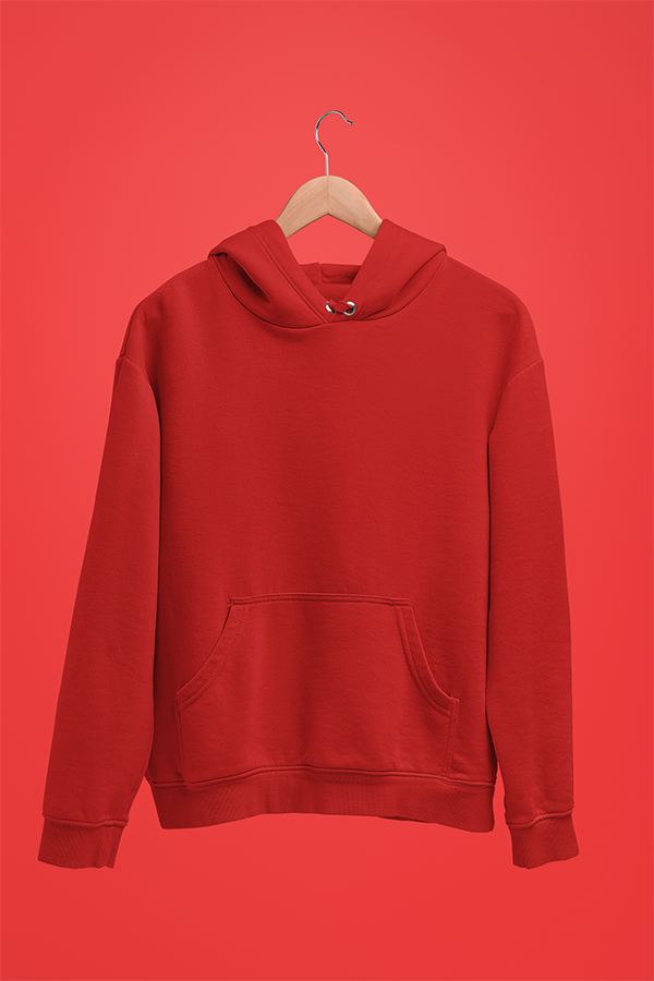 theatomstores1,Unisex Hoodies Red,Hoodies