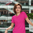 theatomstores1,Be Simple Woman - Baby Pink,Plain
